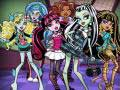 Monster High School jeux