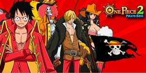 One Piece 2 Roi Pirate